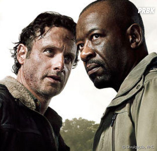 """O painel de """"The Walking Dead"""" promete um trailer!"""