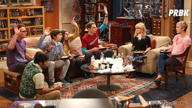 """The Big Bang Theory"" vai ter um painel divertido na Comic-Con 2015!"