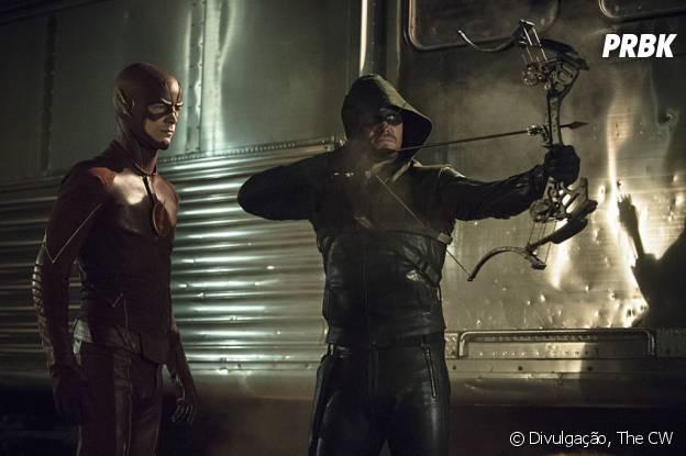 """Os painéis de """"Arrow e """"The Flash"""" vão acontecer no mesmo dia!"""