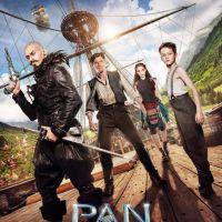 """De """"Peter Pan': Barba Negra, Capitão Gancho e mais personagens em novo cartaz arrasador do filme"""