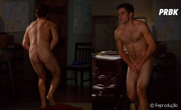 """Jake Gyllenhaal em """"Amor e Outras Drogas"""" não poupou o corpão das câmeras!"""