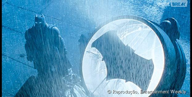 """Em """"Batman V Superman: A Origem da Justiça"""", Ben Affleck interpreta o Batman"""