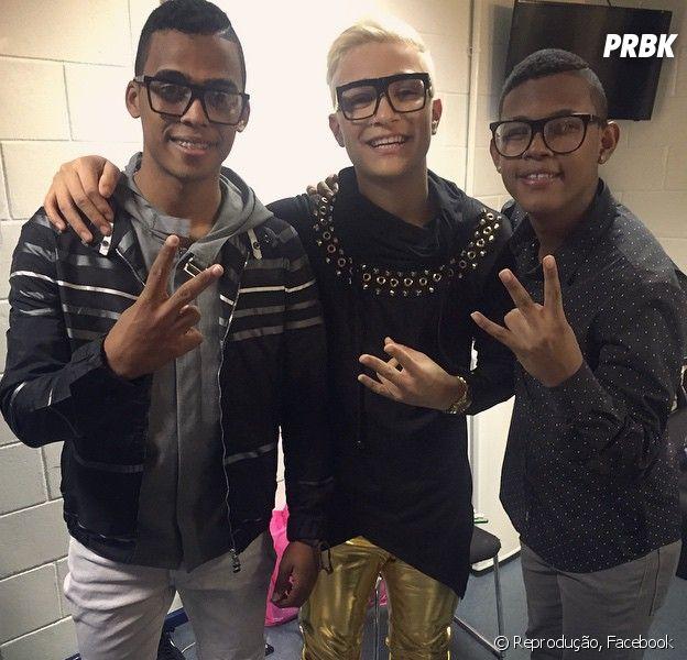 """Lucas e Orelha vencem o """"SuperStar"""" e MC Gui anuncia hit com a dupla"""