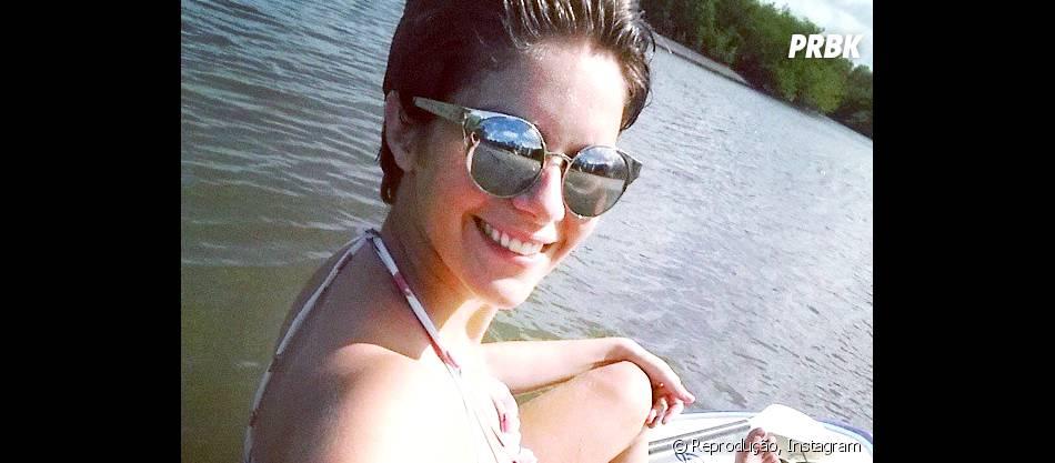 """Destaque em """"Malhação"""", Isabella Santoni ganha nova personagem safadinha em microssérie da Globo"""