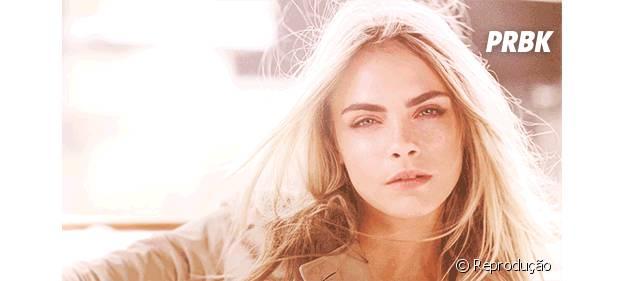 Cara Delevingne, na Vogue, revela que tem uma namorada, a cantora St. Vincent