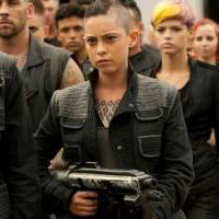 """De """"Divergente"""": Lynn (Rosa Salazar) está fora de """"Convergente - Parte 1"""", com Shailene Woodley"""