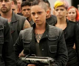 "Rosa Salazar interpreta Lynn na franquia ""Divergente"""