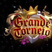 """Nova expansão do game """"Hearthstone"""" chamada de """"O Grande Torneio"""" é anunciada pela Blizzard"""