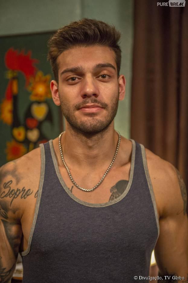 """Lucas Lucco é o fofo Uodson na nova temporada de """"Malhação"""""""