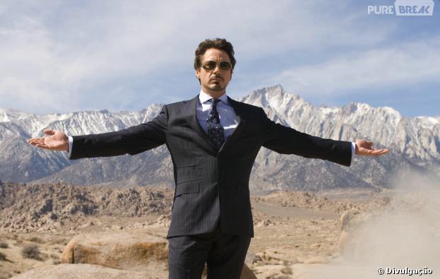 Tony Stark (Robert Downey Jr.) tem toda essa moral por muitos motivos, um deles é a poupança de US$12,4 bilhões