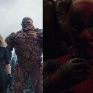 """De """"Quarteto Fantástico"""": Ryan Reynolds aparece como o Deadpool em novo trailer do filme"""