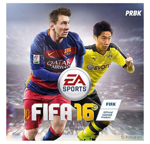 "Novo ""FIFA 16"""
