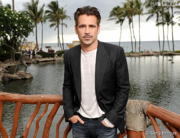 """Colin Farrell vai interpretar o mago Graves, em """"Animais Fantásticos e Onde Habitam"""""""