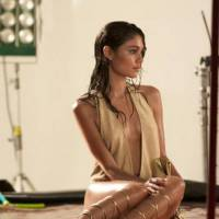 """Sophie Charlotte, de """"Babilônia"""", volta a usar cabelo comprido em fotos para campanha"""