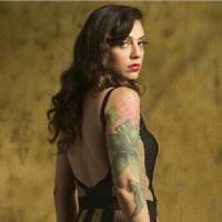 """Letícia Persiles, de """"Além do Tempo"""", conta detalhes da preparação para viver Anita"""