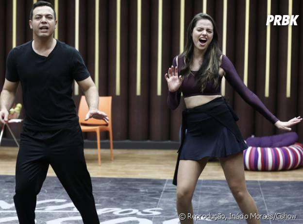 """No ar em """"Verdades Secretas"""", Agatha Moreira revela como rolou o convite para participar da """"Dança dos Famosos 2015"""""""