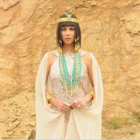 "De ""Os Dez Mandamentos"": Camila Rodrigues fala sobre amor que Nefertari sente por Moisés"