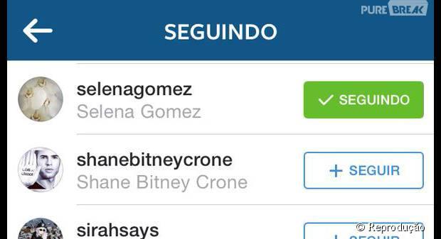 Demi Lovato volta a seguir Selena Gomez no Instagram