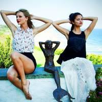 """Taylor Swift e Selena Gomez estarão juntas em breve no palco da turnê """"1989 World Tour"""""""