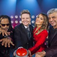 "No ""The Voice Brasil"": Michel Teló, Carlinhos Brown, Claudia Leitte e Lulu Santos aparecem juntos!"