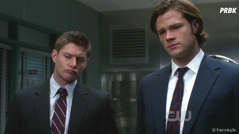 "Sam (Jared Padalecki) eDean (Jensen Ackles) vão ter novos desafios na 11ª temporada de ""Supernatural"""