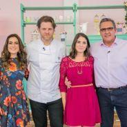 """No """"Bake Off Brasil"""": chef Carlos Bertolazzi como jurado e novo desafio inclui bolo de raíz!"""