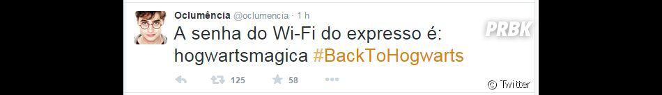 "E se existisse wi-fi no mundo de ""Harry Potter""?"