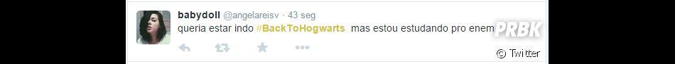"""O filho do protagonista de """"Harry Potter"""" começa em Hogwarts neste 1º de setembro e os fãs piram nas redes sociais"""