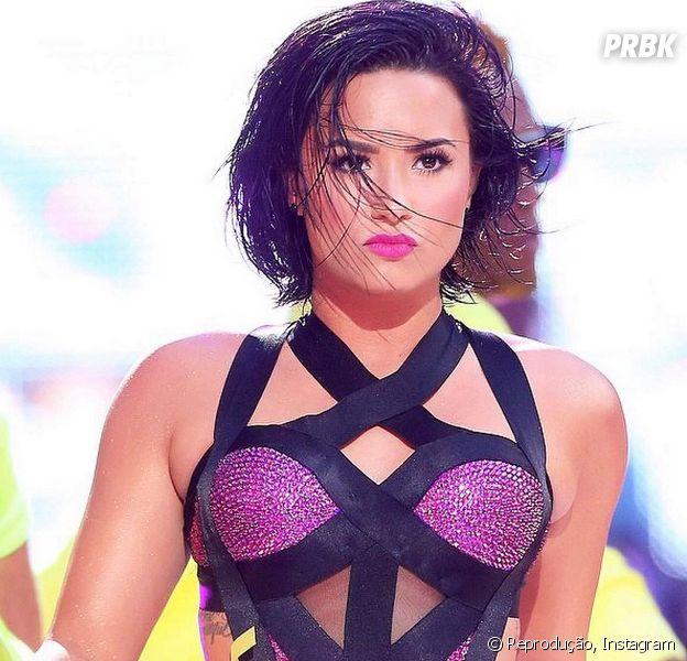 Demi Lovato quebra recorde de Lady Gaga na Billboard