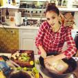 "E se Jessica Alba competisse no ""MasterChef Brasil"" mostrando seu talento na cozinha, hein?"