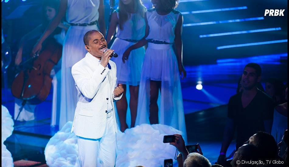 """Pedro Lima, o Bigode Grosso, do time de Lulu Santos no """"The Voice Brasil"""""""