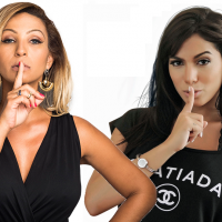 Anitta e Valesca dividindo o mesmo palco? Divas do funk vão unir seus talentos em um só show!