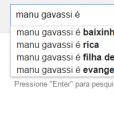 Manu Gavassi evangélica? Será?