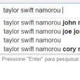 Depois a galera não entende porque a Taylor Swift é tão causadora!