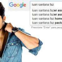 Luan Santana, Anahi, Justin Bieber e mais: veja como os famosos são procurados no Google!
