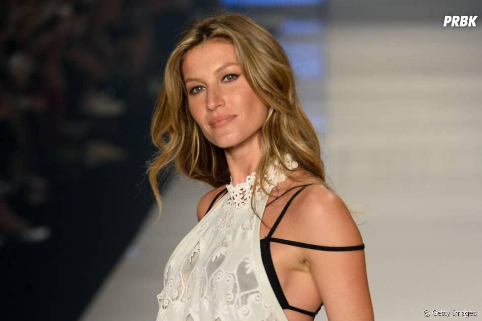 Gisele Bündchen é a modelo mais bem paga do mundo pelo nono ano consecutivo!