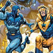 """Gladiador Dourado e Besouro Azul nas telonas? Heróis da DC vão ganhar filme do diretor de """"Flash"""""""