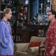 """Na 9ª temporada de """"The Big Bang Theory"""", Leonard (Johnny Galecki) e Penny (Kaley Cuoco) enfrentarão problemas!"""