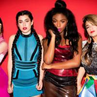 "Fifth Harmony, no ""Late Late Show"", canta ""Im In Love With a Monster"" pela primeira vez na TV"