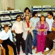 Nos primeiros anos, a Apple tinha cerca de 30 funcionários
