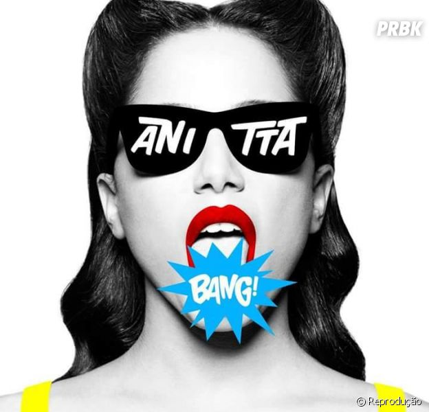 """Anitta tem capa, tracklist e data de lançamento de novo CD reveladas! Saiba detalhes do álbum """"Bang"""""""