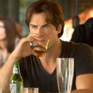 """Em """"The Vampire Diaries"""": na 7ª temporada, como Damon (Ian Somerhalder) poderia superar Elena?"""