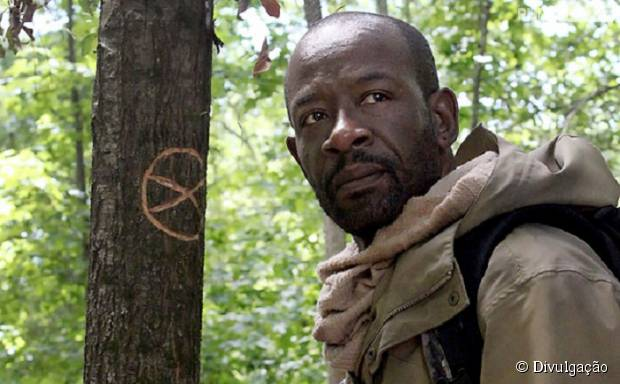"""Em """"The Walking Dead"""": Morgan (Lennie James) terá flashback que mostra motivo da transformação!"""