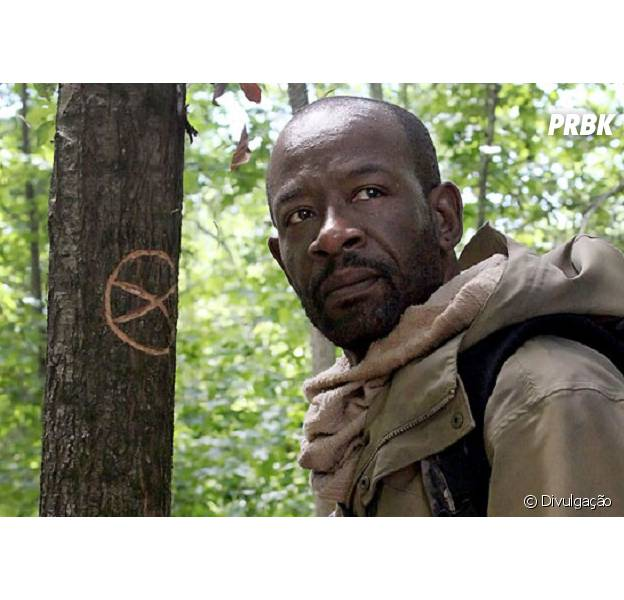 "Em ""The Walking Dead"": Morgan (Lennie James) terá flashback que mostra motivo da transformação!"