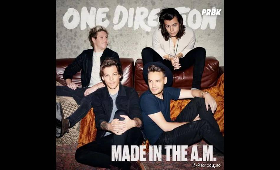 """O álbum """"Made In The A.M."""" será o quinto do One Direction e primeiro CD da banda sem Zayn Malik"""