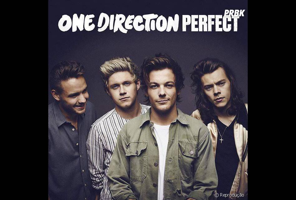 "One Direction divulga tracklist do álbum ""Made In The A.M."" eo single ""Perfect"" está confirmadíssimo"