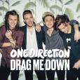 """A música """"Drag Me Down"""" também está na tracklist do novo álbum do One Direction,""""Made In The A.M."""""""