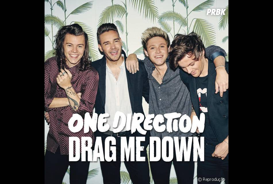 "A música ""Drag Me Down"" também está na tracklist do novo álbum do One Direction, ""Made In The A.M."""