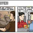 Nos games sempre há bastante dinheiro para comprar tudo o que for preciso, já na vida real não é bem assim que acontece