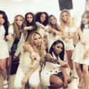 Little Mix mostra tudo o que rolou nos bastidores do clipe de